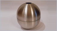 Stainless Steel Float Shell